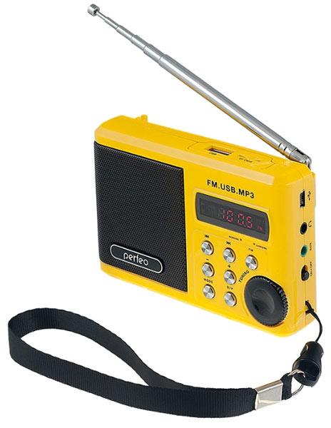 Карманный мини радиоприемник PERFEO Sound Ranger PF-SV922