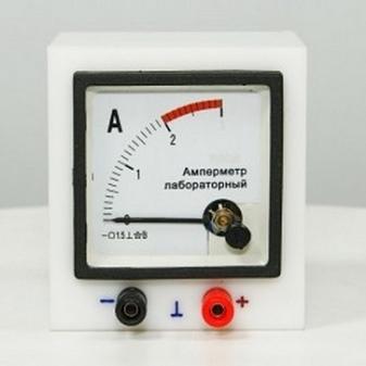 Амперметр: виды, сфера применения, способы подключения