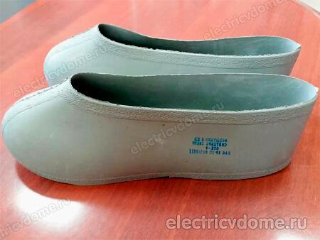 диэлектрическая обувь