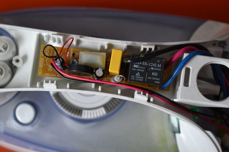 Терморегулятор для утюга своими руками