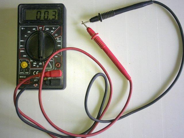 Мультиметр в проверке катушки зажигания