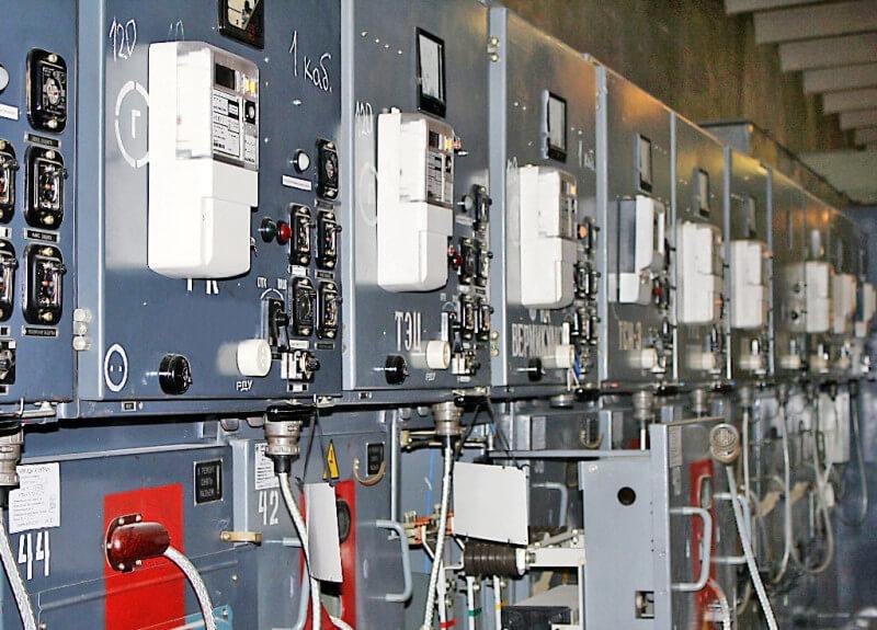 Внутренний учет электроэнергии на предприятии