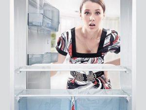 Холодильник не выключается