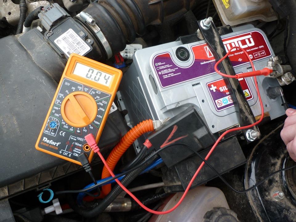 Как измерить аккумуляторную батарею, мультимер в измерении емкости аккумулятора