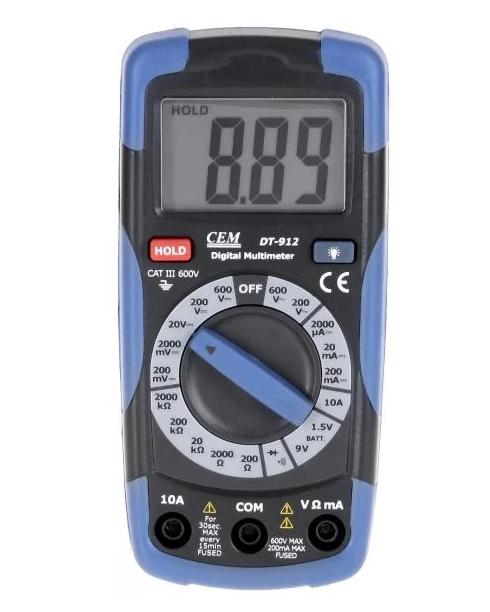 CEM DT-912