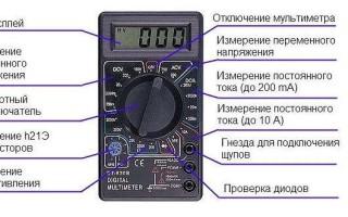 Мультиметр: какой лучше выбрать, рейтинг моделей для профессионального и домашнего использования