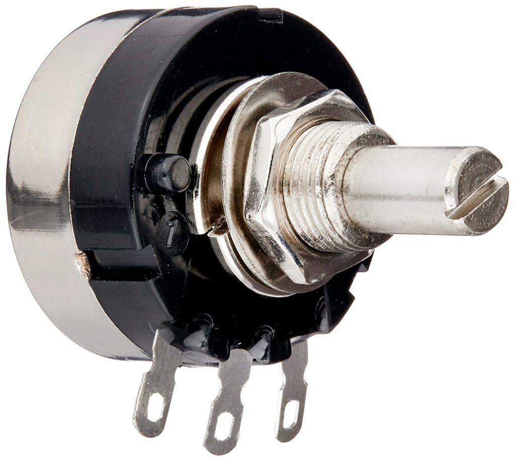 Переменный резистор