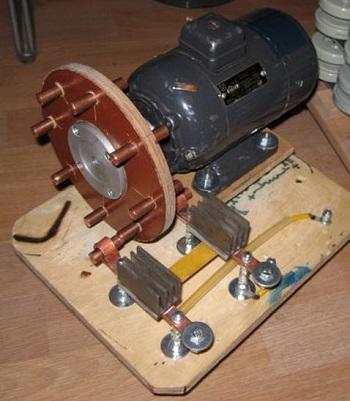 искровик для самодельного трансформатора