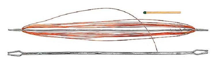 Самодельный челнок для намотки трансформатора