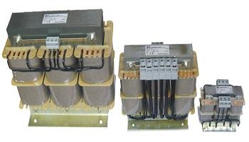 Трехфазный разделительный трансформатор