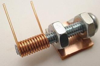 самодельный конденсатор