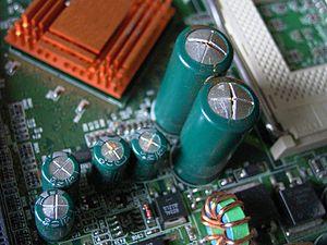 конденсаторы на схеме