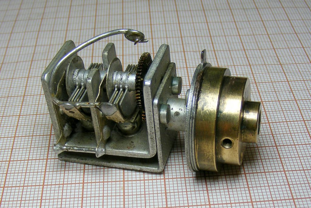 переменный конденсатор