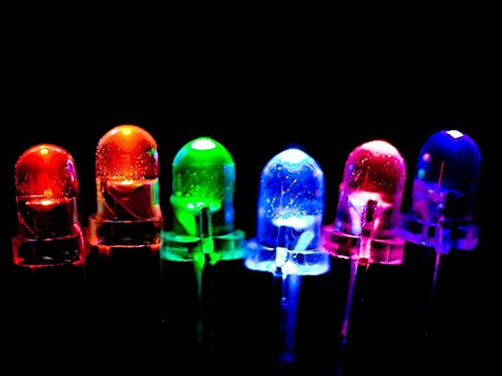 мигающие светодиоды