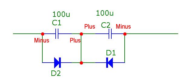 олярные и неполярные конденсаторы