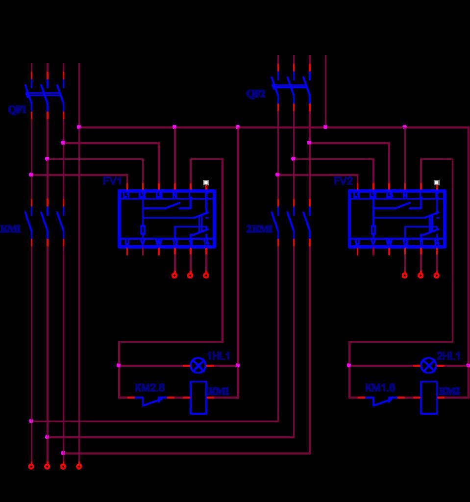 Схемы применения и подключения реле контроля фаз и напряжения