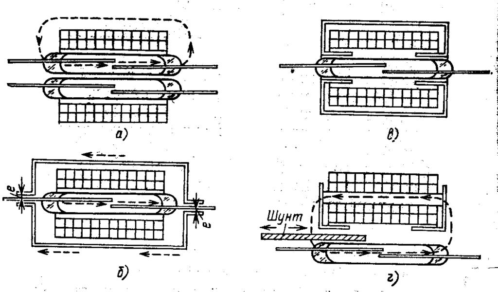 Устройство герконового реле