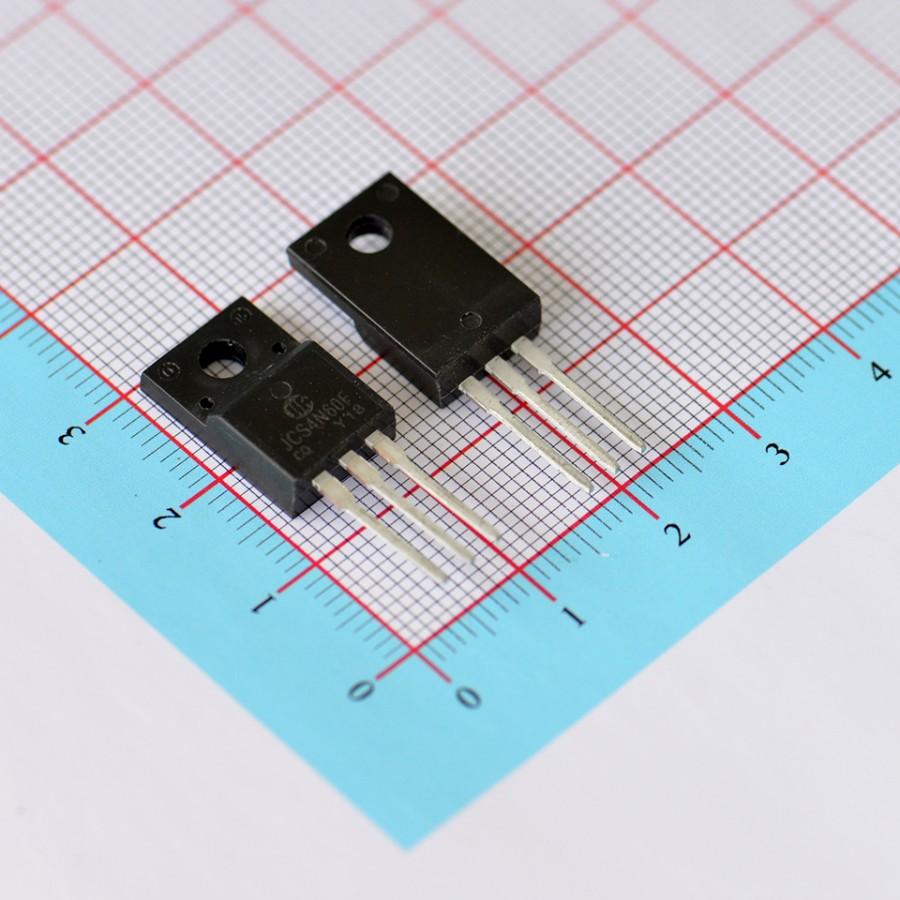 Размеры транзисторов.