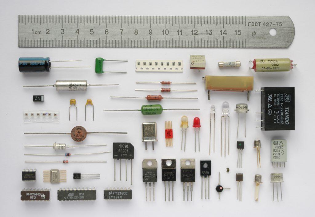 Компоненты электроники