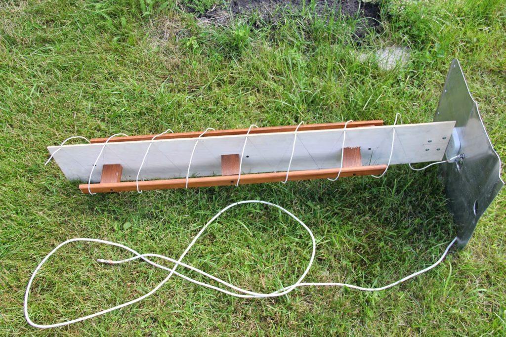 Проволочная антенна для 3G.