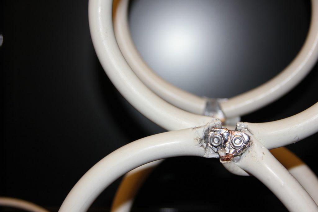 Антенна «двойное кольцо».