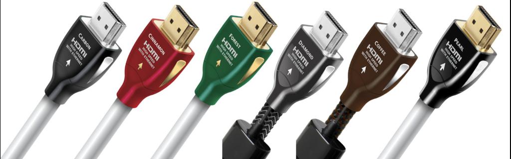 Стандартный кабель HDMI с Ethernet.