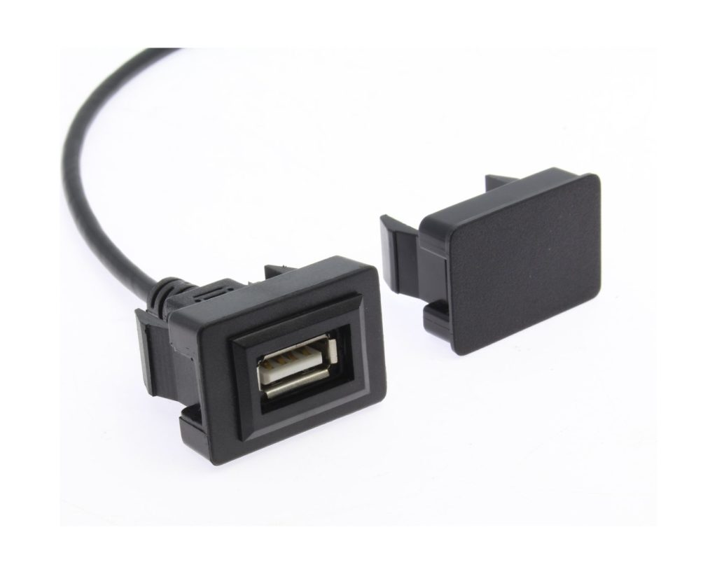 Как выглядит разъем USB