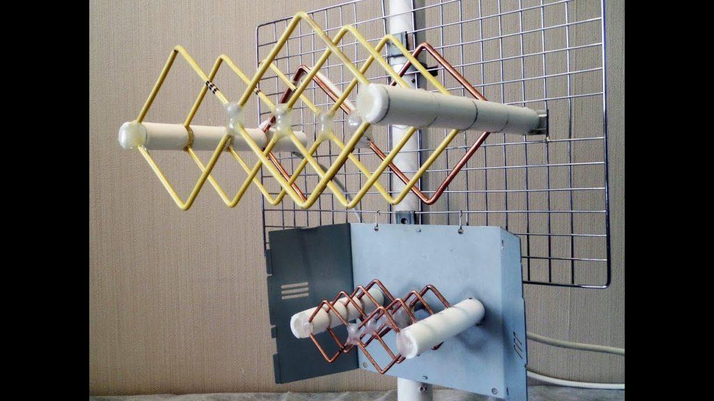 Схема антенны Харченко для 3G.
