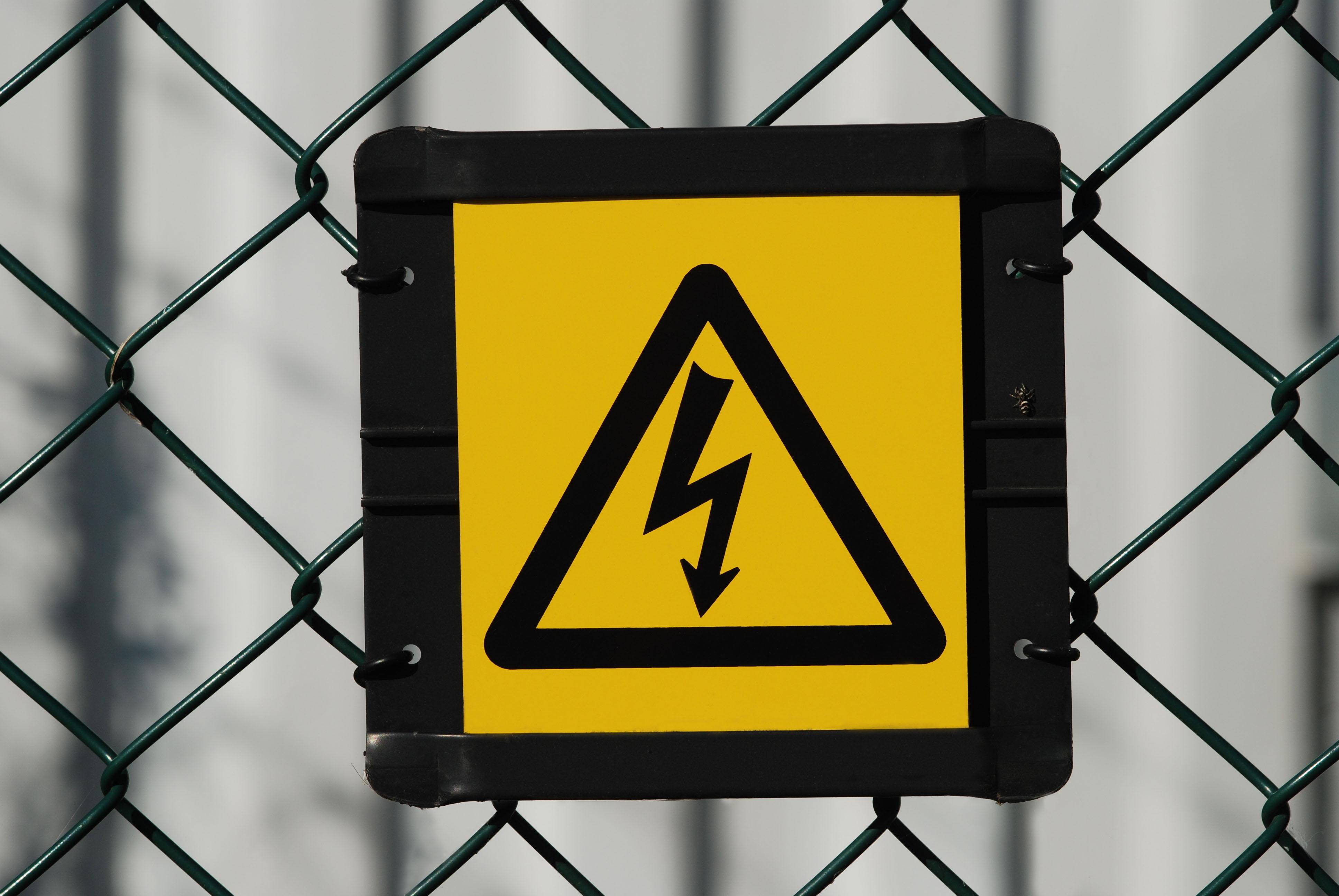 Техника безопасности при работе с электричеством.