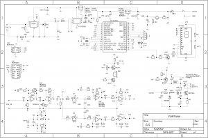 Схема металлоискателя фортуна