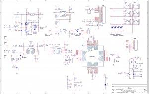 Схема металлоискателя квазар